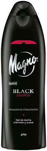 Magno Black Energy Gel de Baño