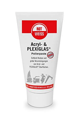 EH Design Acryl- und Plexiglas Polierpaste, 150 ml Tube
