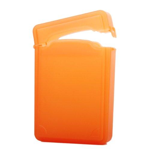 Generic - Funda protectora de plástico rígido para disco duro de 3,5