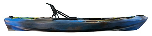 Perception Pescador Pro 10 | Sit on Top Fishing Kayak with Adjustable...