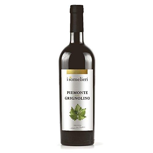 I Somelieri Piemonte Doc Grignolino - Confezione da 6 X 750 ml