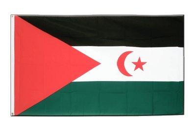 Westsahara Flagge, afrikanische Fahne 60 x 90 cm, MaxFlags®