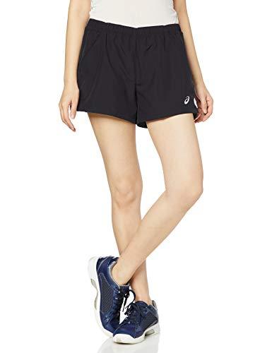 ASICS Damen Practice W Short Kurze Hose, Performance Black, S
