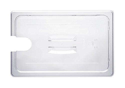 LIPAVI C15L-AP Tapa para la cubeta sous vide C15 de LIPAVI, hecha a medida para el circulador de inmersión; Anova Precision/Primo Eats