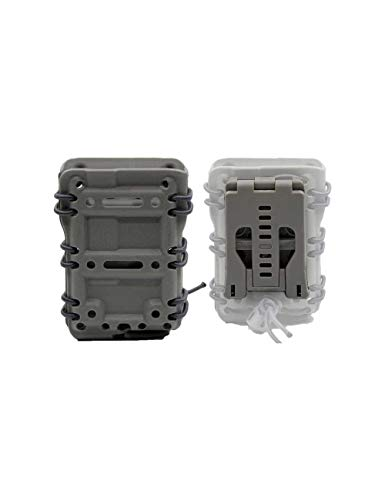 Dragonpro - DP-PP006-016 5.56 Polymer mag Pouch (Belt) Wolf Grey