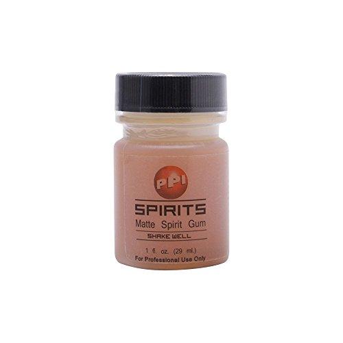 Premiere Products PPI Spirits Matte Lace Spirit Gum Adhesive, 1oz