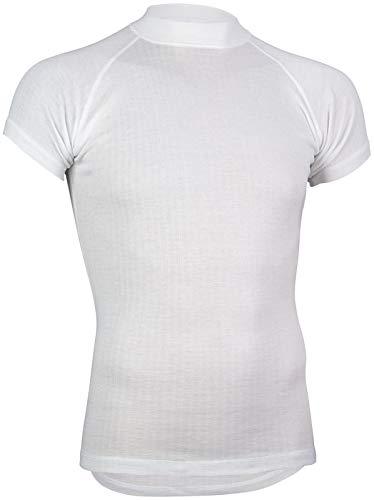 Avento thermoshirt t-shirt manches courtes pour femme, Blanc - Blanc, Taille 38