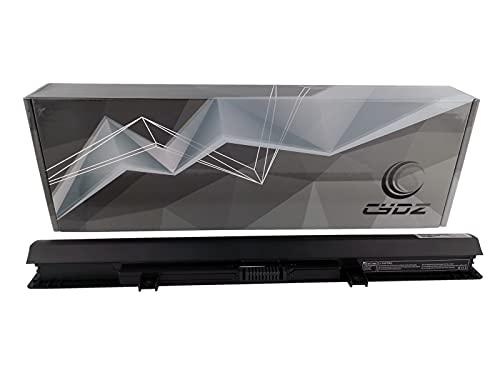 CYDZ® 3040mah 14.8V PA5185U Bateria de laptop PA5185U-1BRS PA5184U-1BRS PA5186U-1BRS PA5195U-1BRS para Toshiba Satellite L50-B L50D-B L50D-C L50DT-B L50T-B L55-B L55D-B L55DT-B L55T-B PA5184U PA5185U