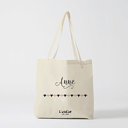 Atelier Des Amis Handtaschen, für Hochzeiten, Brautjungfern, als Hochzeitsgeschenk, personalisierbare Handtaschen, Brautjungfer-Geschenke, von Atelier Des Amis