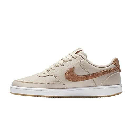 Nike Court Vision Low Pearl - Sneaker da donna, colore: Bianco praline, DJ1976-200, viola paradise, 7