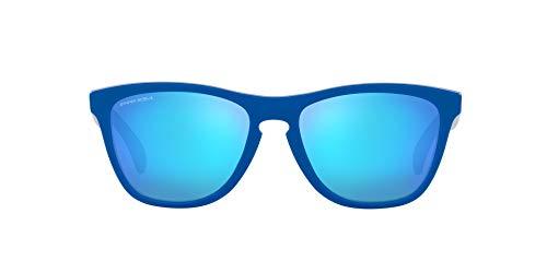 OO9013 Frogskins Sunglasses, Sapphire/Prizm Sapphire, 55mm