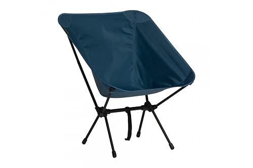 Vango Micro Steel Chair Standard Klappstuhl, Mykonos Blau
