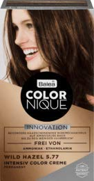 Balea COLORNIQUE Intensiv Color Creme Wild Hazel 5.77, 1 St