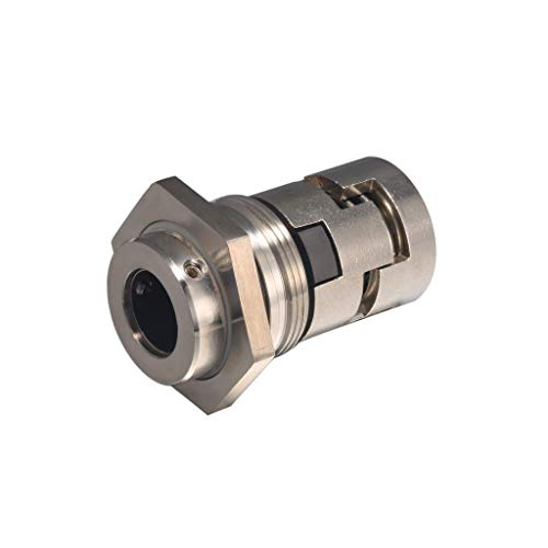Jinkor 12mm Mechanical Seal CR Shaft Size 12mm Cartridge Seal Replacement for Grundfos CR Pump and Water Pump
