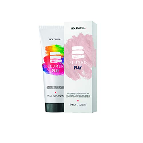 Goldwell Elumen Play Semi Permanent Farbe, Pastel Rose, 120 ml