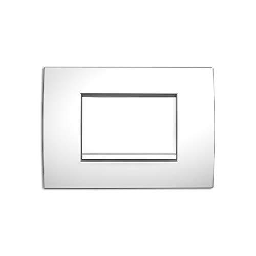 Toma aspirador boquilla Astra Contact blanca 2020717 Gda