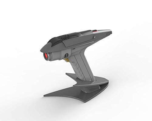 Discovery Phaser SEC 31 - Cosplay - 3D gedruckt mit beweglichen teilen