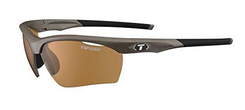 Tifosi Vero Sunglasses, Iron w/Brown Fototec lenses
