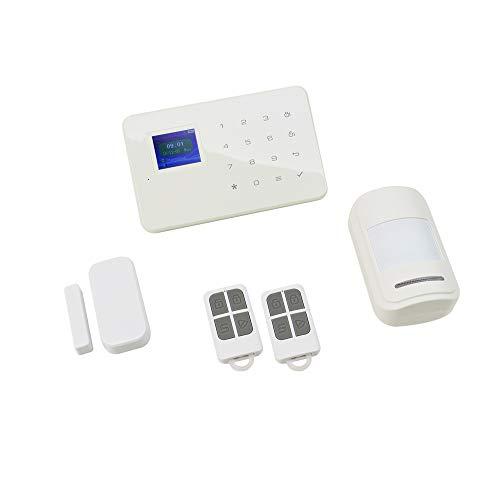 PNI PG180 Draadloos alarmsysteem GSM-communicator wit