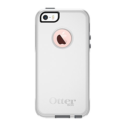 OtterBox COMMUTER SERIES Case for iPhone SE (1st gen - 2016) and iPhone 5/5s - Retail Packaging -...