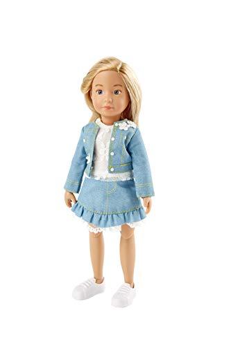 Käthe Kruse K0126871 K0126871-Vera Kruselings die Frühlingskönigin, Puppe 23cm
