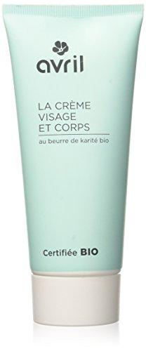 Avril Organic Face & Body Cream, 200 ml