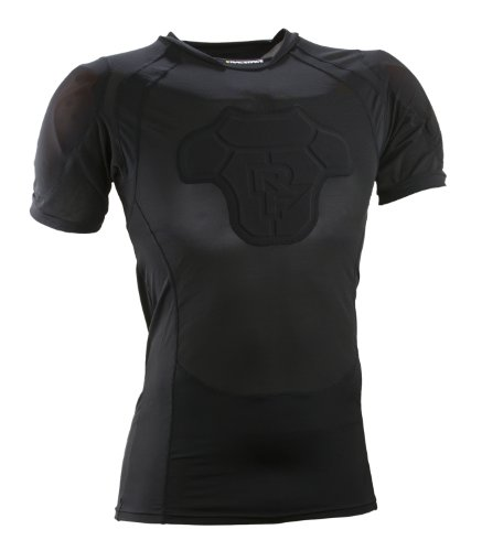 Race Face Protektor Shirt Flank Core, Stealth, XL
