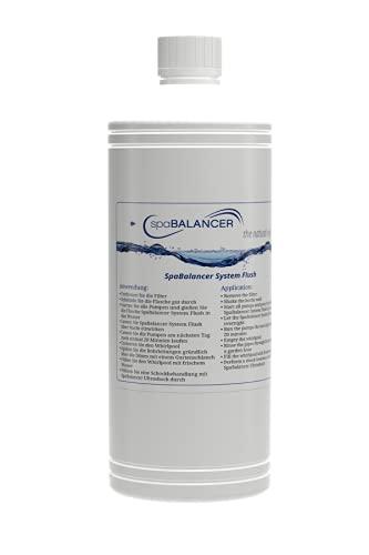 SpaBalancer System Flush