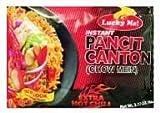LUCKY ME! PANCIT CANTON Hot Chili インスタント パンシットカントン(焼きそば) ホットチリ味 60g X10 (Hot Chili)