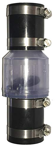 Raybend,'Silent' Sump Pump Check Valve, 1-1/2'