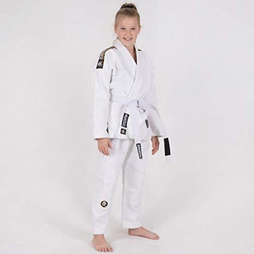 Tatami Kids Nova Absolute BJJ Gi - Weiß - Jungen Mädchen M000 M00 M0 M1 M2 M3 M4 M5, Sport & Outdoor, M2