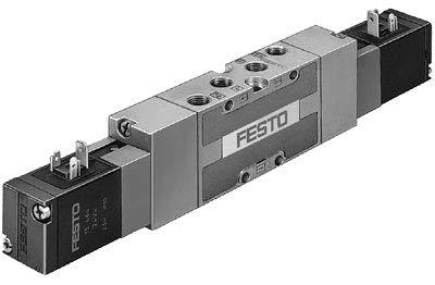 Festo 30477 PAL-model mvh-5/3g-1/8-b magneetventiel