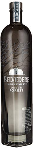 Belvedere Single Estate Rye SMOGÓRY FOREST Wodka (1 x 0.7 l)