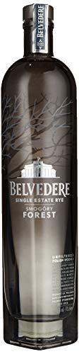 Belvedere Single Estate Rye SMOGÓRY FOREST Wodka (1 x 0.7 l)