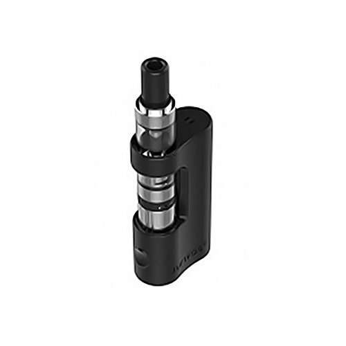 JUSTFOG COMPACT KIT Q14 900mAh kit completo (Prodotto Senza Nicotina) (NERO)