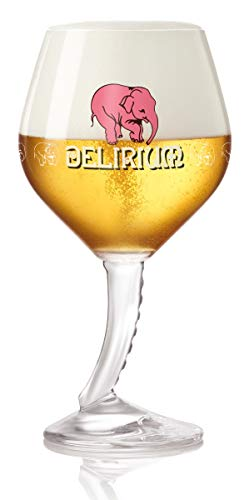 Tuff-Luv Delirium Tremens Glass Original Glass / Glasses / Barware CE 33cl