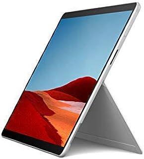マイクロソフト Office無し 法人向け Surface Pro X SQ2 / 16GB / 512GB / Windows 10 Pro / プラチナ / LTE (1X7-00011)