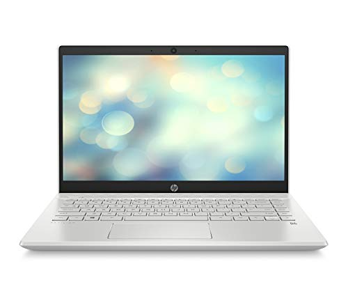 "HP Pavilion 14-ce2008ns - Ordenador portátil de 14"" FullHD (Intel Core i7-8565U, 8GB RAM, 256GB SSD, Nvidia GeForce MX250-4GB, Windows 10) blanco - Teclado QWERTY Español"