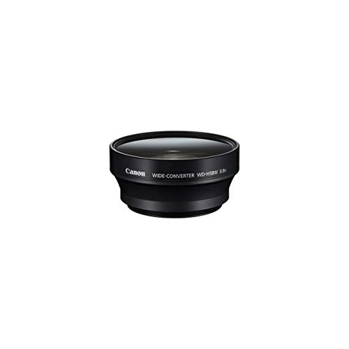 Canon WD-H58W 0.8x Wide Converter Lens