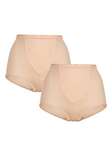 Harmony Miederhose mit verstärkter Bauchpatte Nude