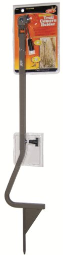 HME Products Ground Trail Camera Mount Olive, 35x7x2