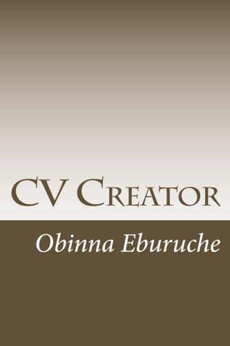 CV Creator (English Edition)