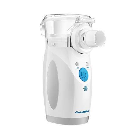 Tragbarer Inhalator Vernebler für Kinder und Erwachsene bei Atemwegserkrankungen