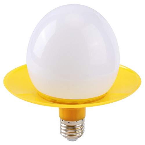 Tomantery Práctico, Estable, Multifuncional, Bombilla Inteligente, Control Remoto de Alta confiabilidad para el hogar(E27)