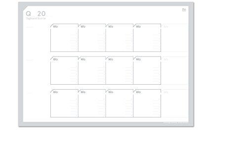 Q-Board | Der Quartalsplaner von weekview!