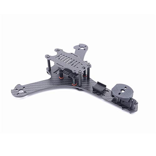 HUANRUOBAIHUO 170mm Wheelbase 3mm Arm 5 Inch Frame Kit for FPV Racing Quadcopter Multicopter RC Drone Parts Accessories Quadcopters Accessories