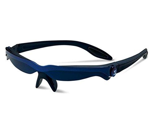 Sunblade Sun Visor, Sonnenschutz-Brillengestell / Visier. Sunvisor SB 700B, Gestell und Visier: metallic-Eisblau