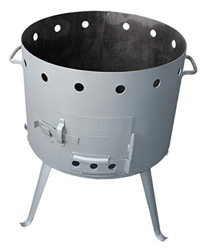 rukauf Utschak, Durchmesser: 49 cm, für 18-22 Liter Kasan/Feldküche, Gulaschkessel Feuerkessel Outdoor Ofen