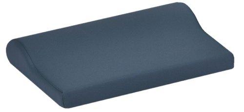 EARTHLITE massagekussen nekkussen contour - comfortabele ondersteuning voor massagestoelen (33 x 15 x 7,6 cm) Mystic Blue Mystic Blue.