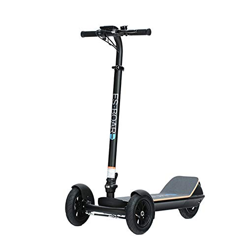 KTops DREI-Rad-Elektro-Roller-LED-Debugging Folding Gleichgewicht Roller 3 Speed Einstellbare Gleichgewicht Scooter für Erwachsene